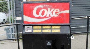 This Retro Washington Soda Machine Has A Delicious Mystery That's Baffling Everyone