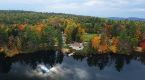 These 12 Aerial Views of New Hampshire Will Leave You Mesmerized