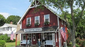 These 8 Charming General Stores In Massachusetts Will Make You Feel Nostalgic