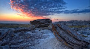 A Jaw Dropping Place In Nebraska, Toadstool Geologic Park Is Like Stepping Onto Another Planet