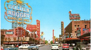 What Nevada's Major Cities Looked Like In The 1950s May Shock You. Las Vegas Especially.