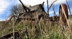 18 Abandoned Places In Wyoming That Nature Is Reclaiming