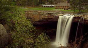 8 Enchanting Urban Waterfalls That Everyone In Alabama Should Visit