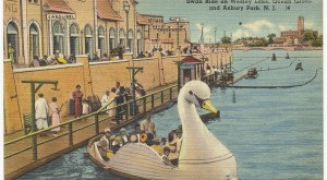 These 32 Rare Vintage Postcards Of The Jersey Shore Will Have You Feeling Nostalgic