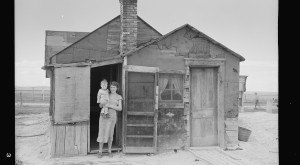 10 Rare Photos Taken In South Dakota During The Great Depression