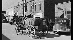 What Every Small Town Had In North Carolina In The 1930s. It Was A Simpler Time