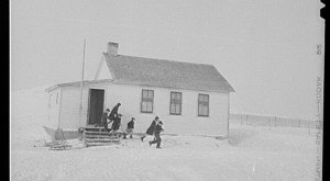 7 Photos Of North Dakota Schools From The Early 1900s