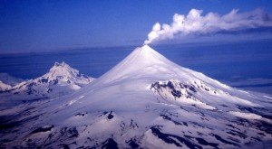 There's A Reason This Alaska Volcano Is Absolutely Perfect. And It's Shocking.
