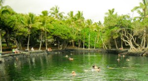 Everyone In Hawaii Must Visit This Epic Hot Spring As Soon As Possible