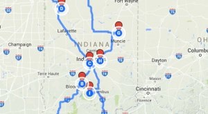Here's The Ultimate Terrifying Indiana Road Trip and It'll Haunt Your Dreams