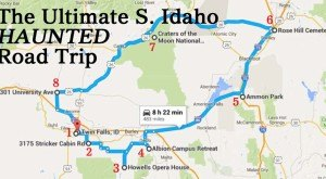 Here's The Ultimate Terrifying Idaho Road Trip And It'll Haunt Your Dreams