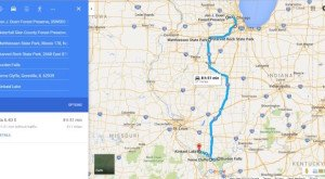 The Ultimate Illinois Waterfalls Road Trip Is Right Here – And You'll Want To Do It