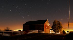 What Was Photographed At Night In Maryland Is Almost Unbelievable