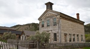 This Creepy Ghost Town In Montana Is The Stuff Nightmares Are Made Of