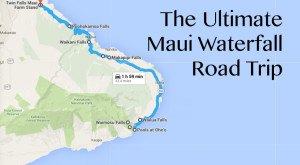 The Ultimate Maui Waterfall Road Trip Is Right Here – And You'll Want To Do It