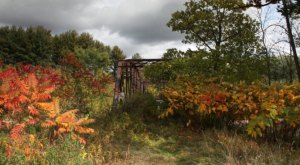 10 Abandoned Places in New Hampshire that Nature is Reclaiming