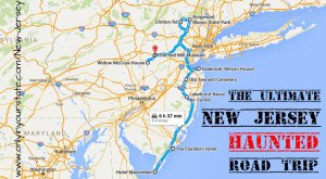 Here's The Ultimate Terrifying New Jersey Road Trip And It'll Haunt Your Dreams