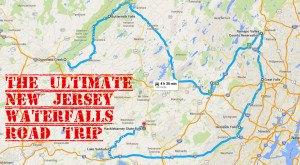 This Waterfall Road Trip Through New Jersey Is A Must