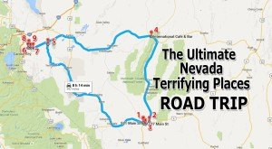 The Ultimate Terrifying Nevada Road Trip Is Right Here – And You'll Want To Do It