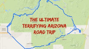Take A Terrifying Arizona Road Trip That's Loads Of Scary Fun
