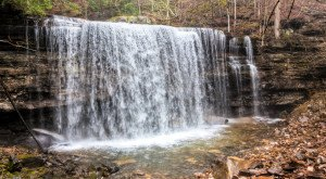 These 10 MORE Hidden Waterfalls In Tennessee Will Take Your Breath Away