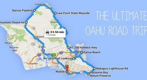 The Ultimate Oahu Road Trip Is Right Here – And You'll Definitely Want To Do It.