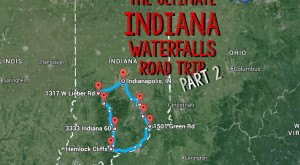 The Ultimate Indiana Waterfalls Road Trip (Part 2: Southern Indiana)
