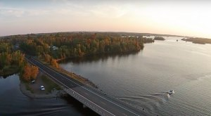 What This Drone Footage Caught In Minnesota Will Drop Your Jaw