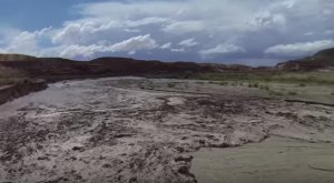 Everyone Should See This Incredible Drone Footage Of A Utah Flash Flood