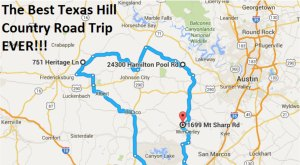The Best Texas Hill Country Road Trip You'll Ever Take