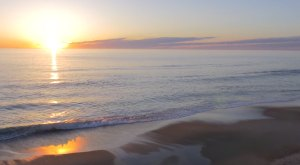 Everyone Must See This Stunning Drone Footage of North Carolina's Outer Banks
