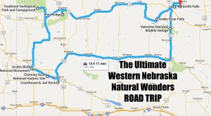 The Ultimate Nebraska Natural Wonders Road Trip Is Right Here – And You'll Want To Do It