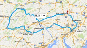 A Terrifying Pennsylvania Road Trip That Takes You To The Most Haunted Places In The State