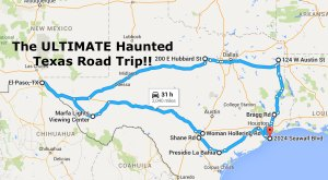 The Terrifying Texas Road Trip That May Just Haunt Your Dreams