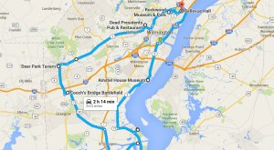 The Terrifying Northern Delaware Road Trip Is A Bone-Chilling Adventure