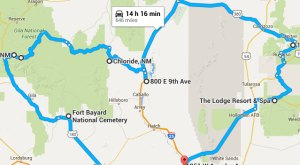 Here's The Ultimate Terrifying Southern New Mexico Road Trip And It'll Haunt Your Dreams