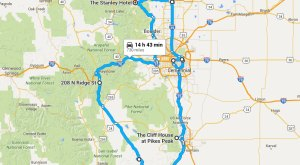 The Ultimate Terrifying Colorado Road Trip Is Right Here – And You'll Want To Do It