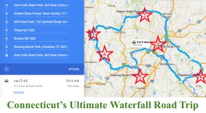 The Ultimate Connecticut Waterfall Road Trip Will Take You To 6 Scenic Spots In The State