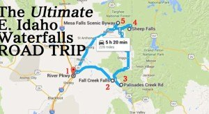 The Ultimate Eastern Idaho Waterfalls Road Trip Is Here… And You Need To Do It