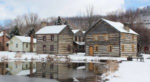These 15 Historic Villages In Pennsylvania Will Transport You Into A Different Time