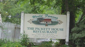 A Unique Restaurant In Texas, Pickett House Is A Delicious And Memorable Dining Experience