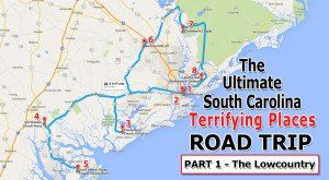 The Terrifying South Carolina Lowcountry Road Trip Is Haunting Good Fun