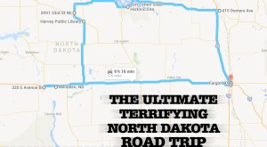 Take This Haunting Road Trip To The Most Terrifying Places In North Dakota