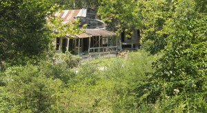 A Creepy Ghost Town In Arkansas, Rush Is The Stuff Nightmares Are Made Of