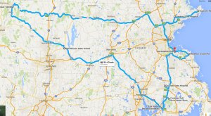 Take A Terrifying Massachusetts Road Trip That Will Surely Haunt Your Dreams