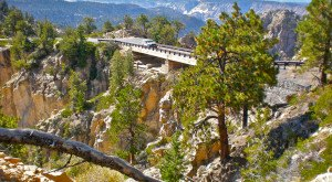 This Terrifying Bridge in Utah Will Make Your Stomach Drop