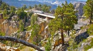 This Terrifying Bridge in Utah Will Make Your Stomach Drop