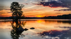 Here Are 14 Stunning Sunsets In Maryland That Would Blow Anyone Away