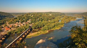 10 Terrifying Views In Maryland That Will Make Your Palms Sweat