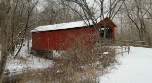 These 4 Beautiful Covered Bridges In Missouri Will Remind You Of A Simpler Time